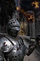 Castle Knight by jrlago