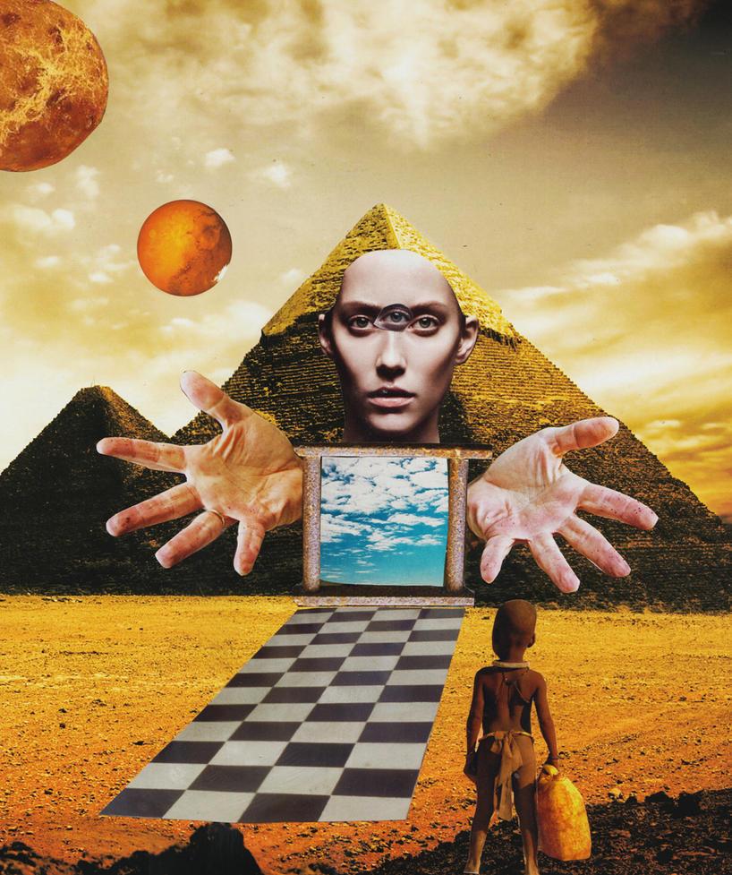 Illuminati's Journey by DilciaGiron