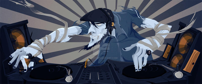 mad DJ by st7001