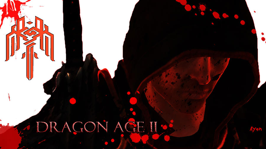 dragon age ii wallpaper. Dragon Age 2 Wallpaper by