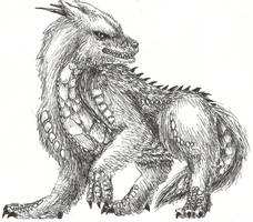 With Scales and Claws