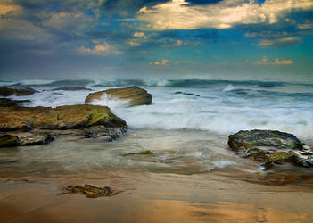 Morning Shore by LarryGorlin