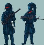 [Legends Fanon] Nightland Privateer Fleet Marines