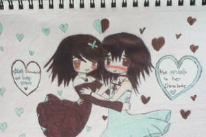 .:the mint to my chocolate:. by theanimemonster