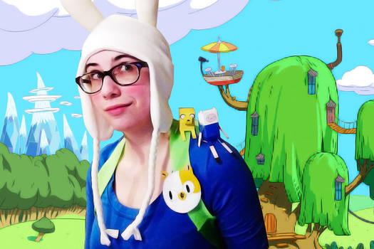 Fionna in Ooo