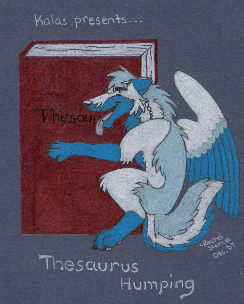 Thesaurus Humping by DrMario64
