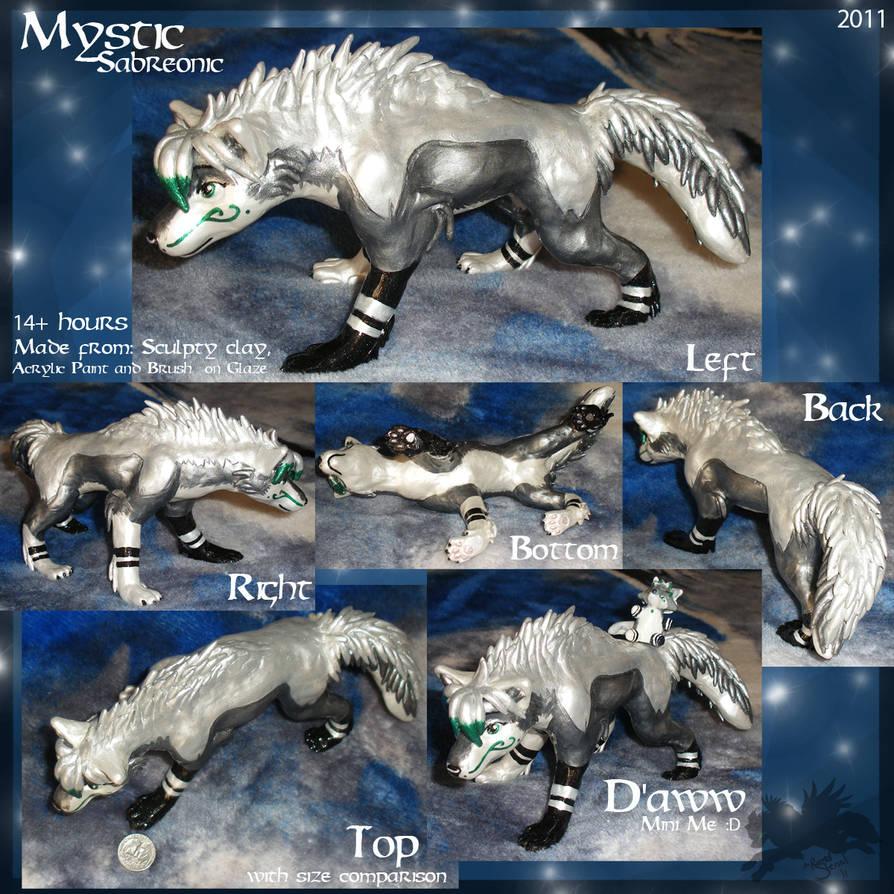 Mystic Sculpture -Personal-