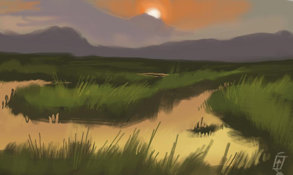 Marsh by Quadrupedal