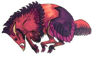 Pink Boar