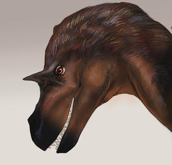 Gorgosaurus by Quadrupedal