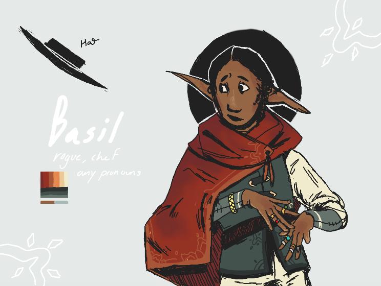 Basil by Quadrupedal