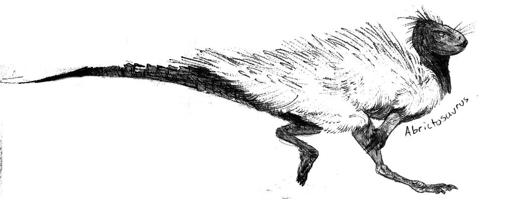 Abrictosaurus by Quadrupedal