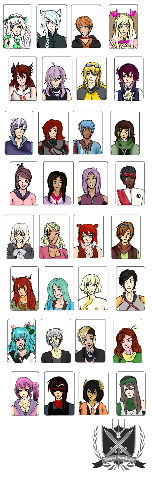 The baes of PA [COMPLETED] by Refrain-Punishment