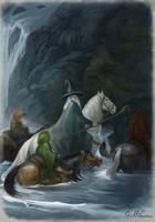 Hobbit by Gellihana-art