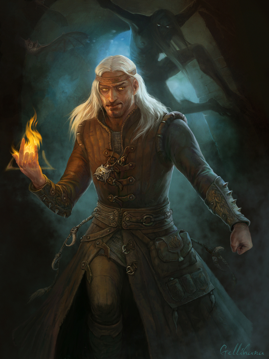 The Witcher)