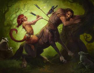 Narnia by Gellihana-art