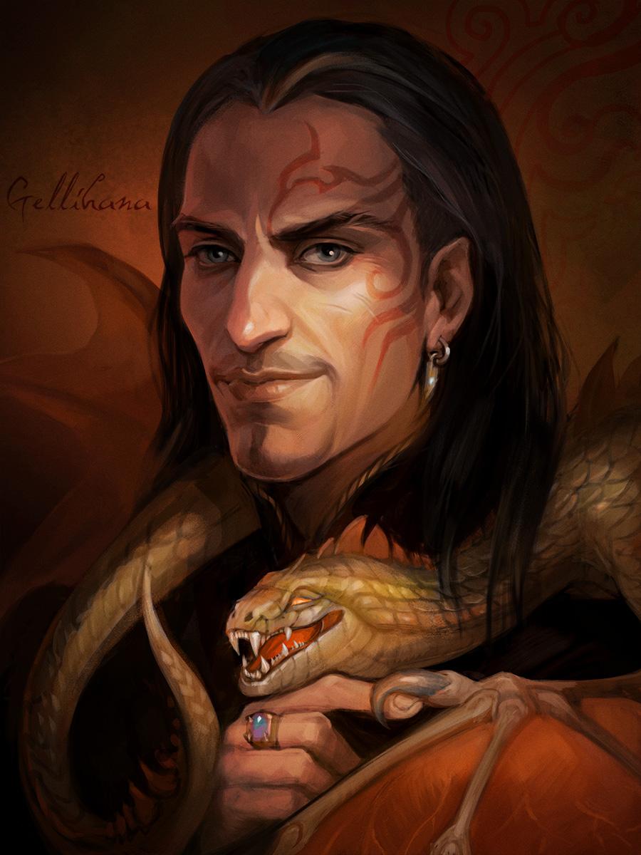 Dragon Master by Julaxart