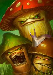 Mushrooms :)