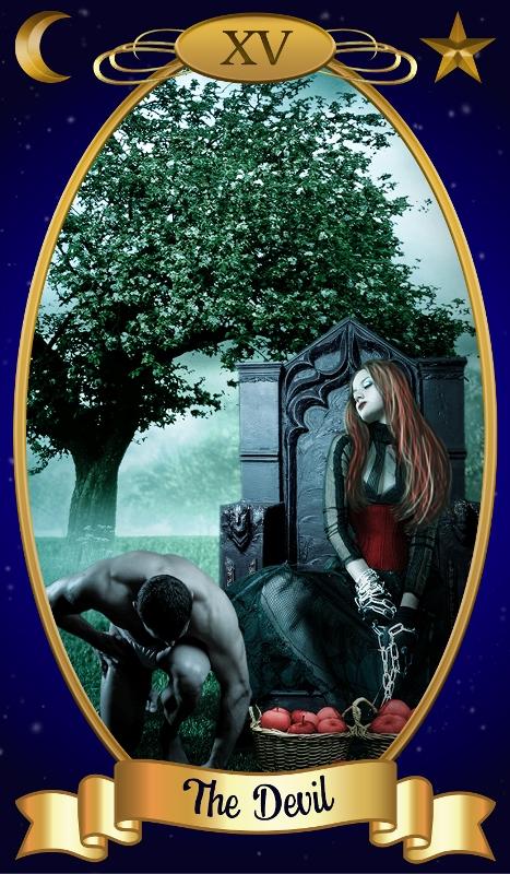 The Devil by LadyArtemis78