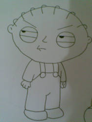 Stewie Griffin by ishu11