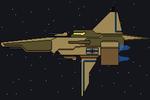 Coriolis Class Gunship