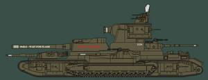 Cordia 'Manjack' Class Land-Dreadnought