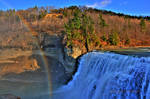 Letchworth State Park X HDR