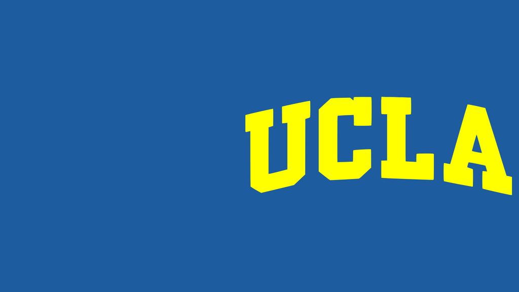 UCLA Wallpaper By Hawthorne85