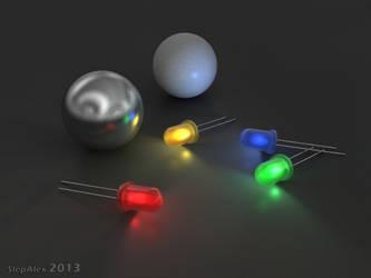 LEDs 1 by slepalex