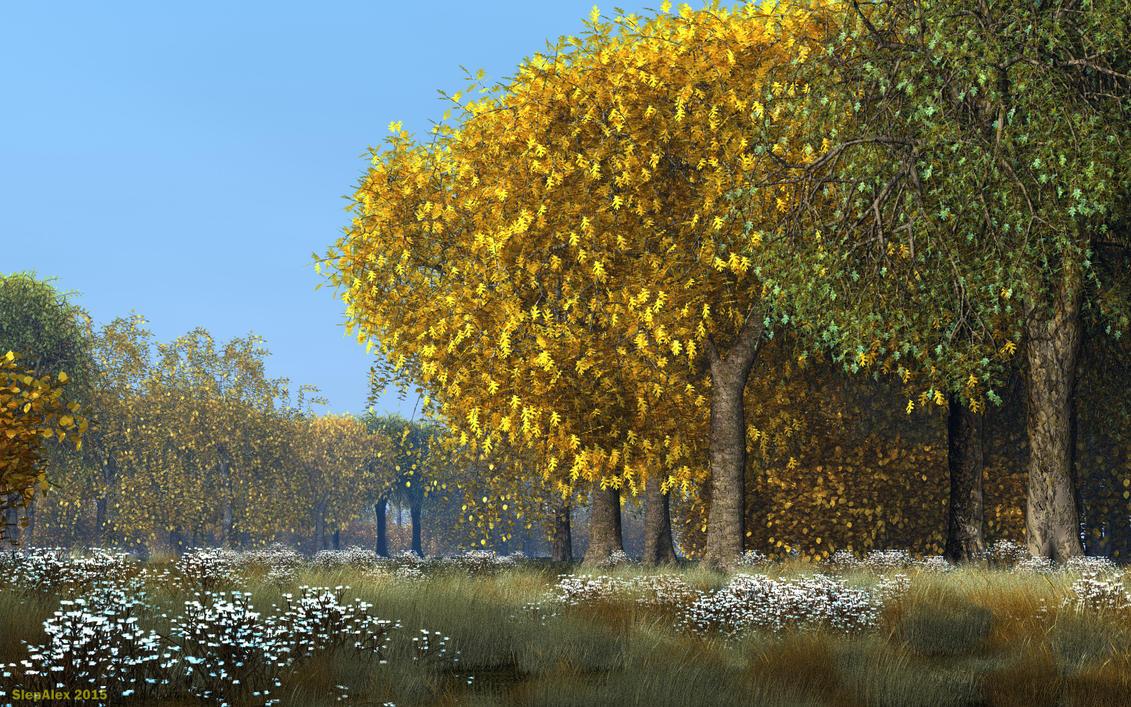 Oak Grove by slepalex