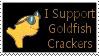 Goldfish Addict by stampsbyjesper