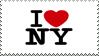 I HEART NY by stampsbyjesper