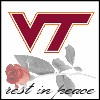 Virginia Tech Victims Memorial by stampsbyjesper