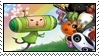 Katamari Stamp by stampsbyjesper