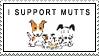 Mutts Stamp by stampsbyjesper