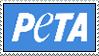 PETA Stamp by stampsbyjesper