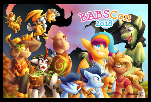 BABSCon 2018 by AphelionMars