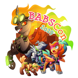 BABSCon 2019 Shirt by AphelionMars