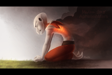The Flames That Burn Me Are My Own by AphelionMars