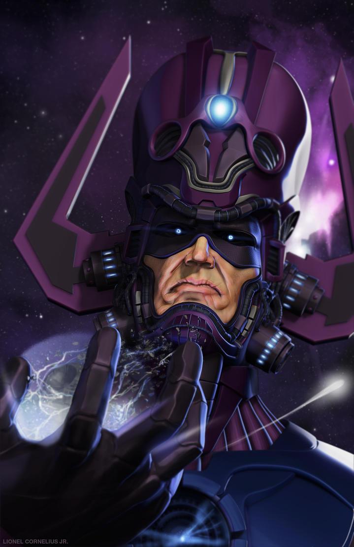 Galactus by LjSketch