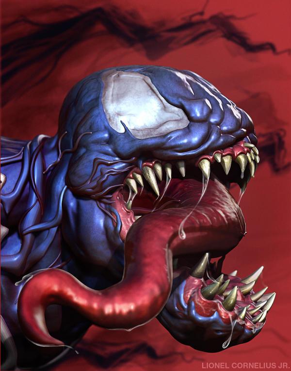 Venom by LjSketch