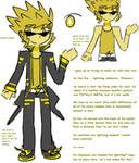 Thyx Reference Sheet