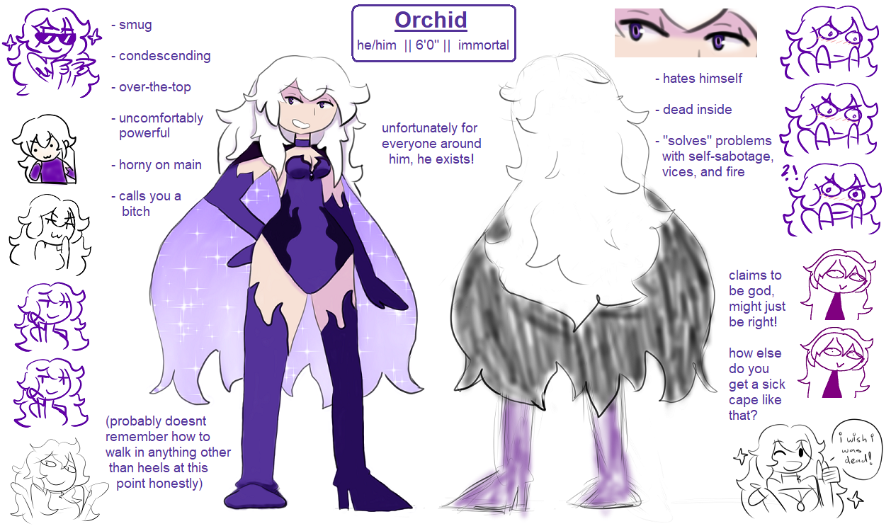Orchid Reference