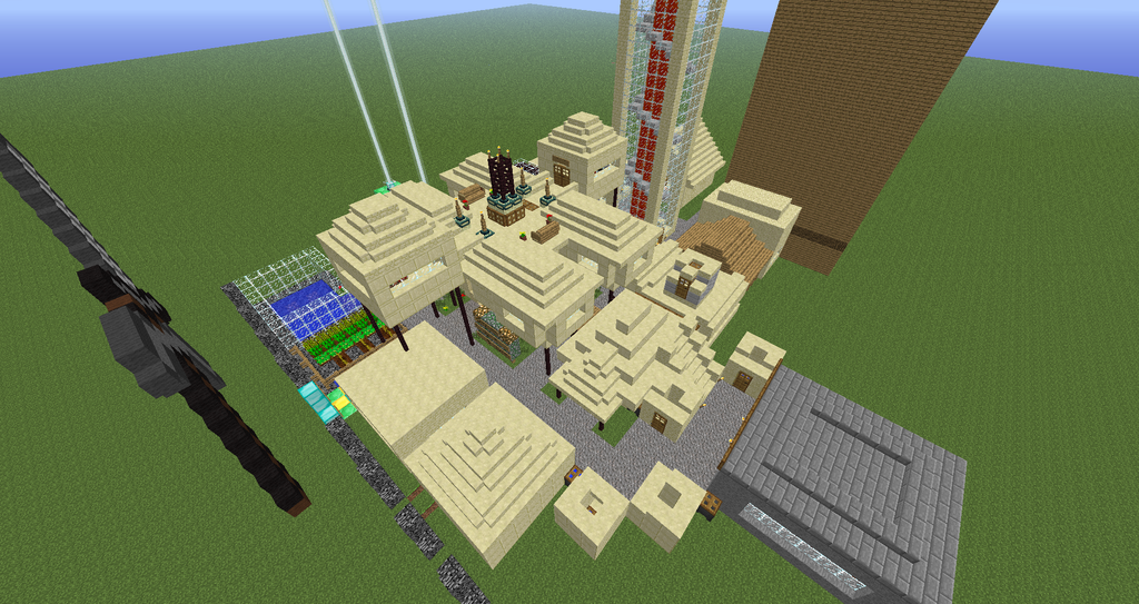 my minecraft server progress by some-dude2 on DeviantArt