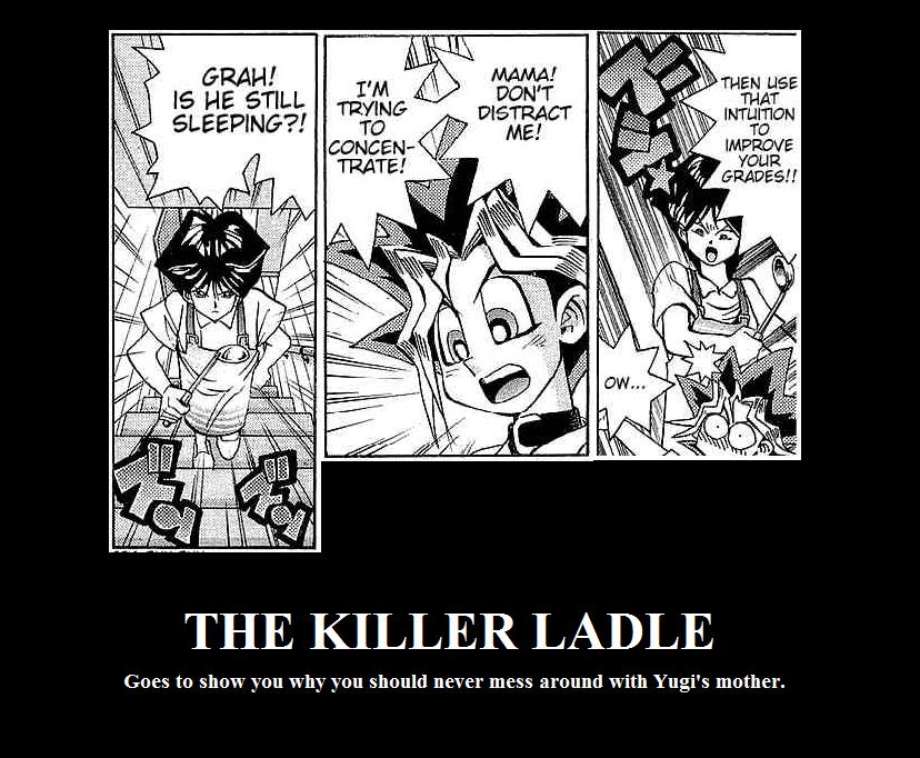 Killer Ladle by ufd
