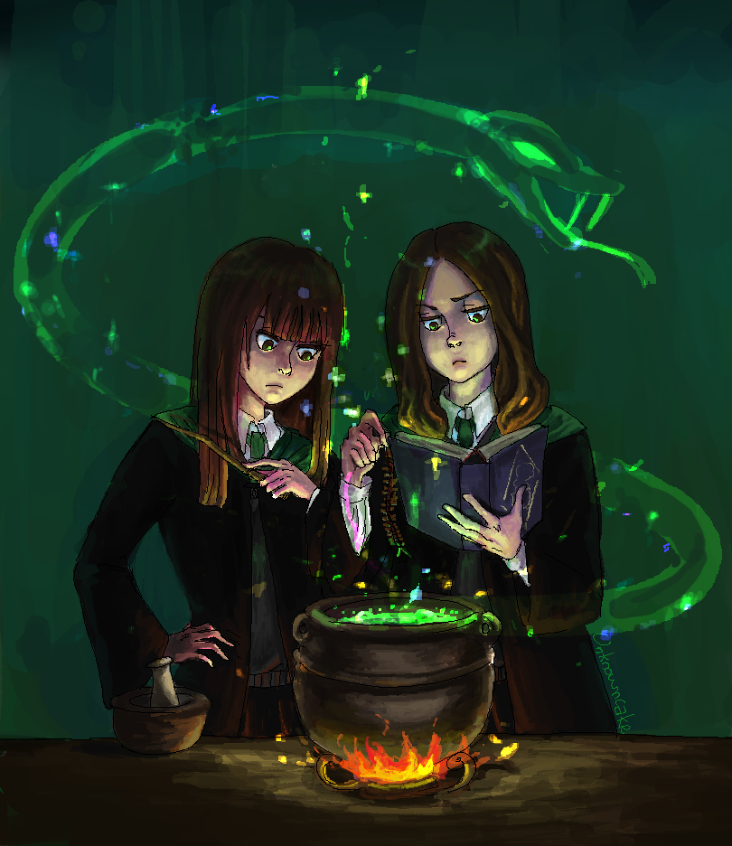 Pottermore By Unknowncake On DeviantArt