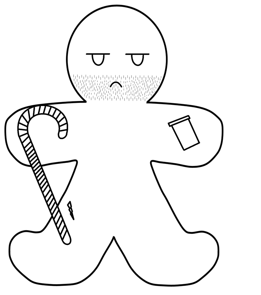 gingerbread man house coloring pages gingerbread house bygingerbread man house coloring pages