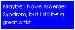 Asperger stamp