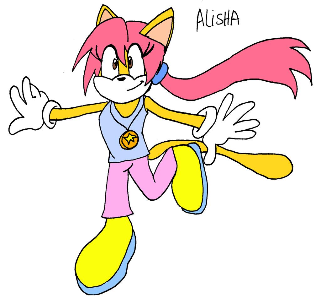Alisha by Aso-Designer