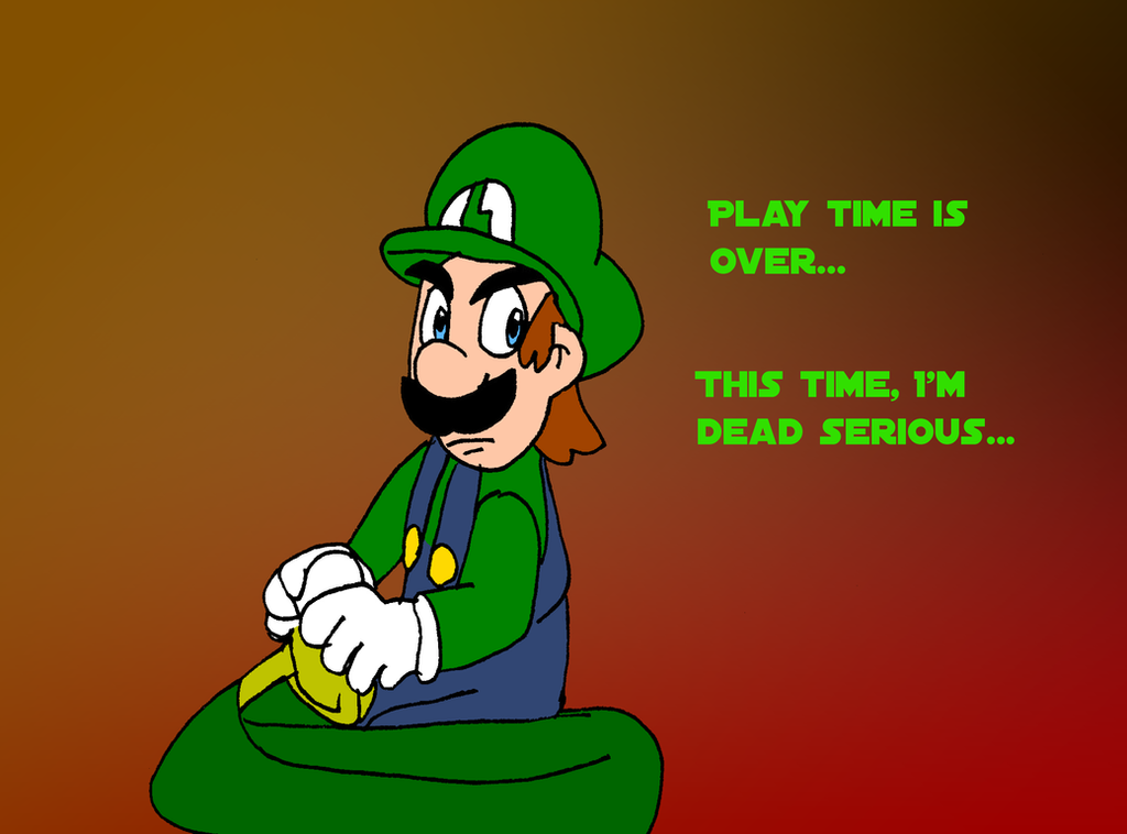 Death stare of the weegee by Aso-Designer